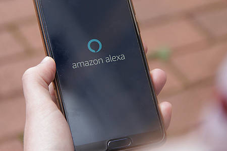 App von Amazon Alexa