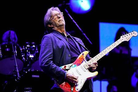 Eric Clapton tut Gutes. Foto: 2020 Crossroads Concerts LLC/dpa