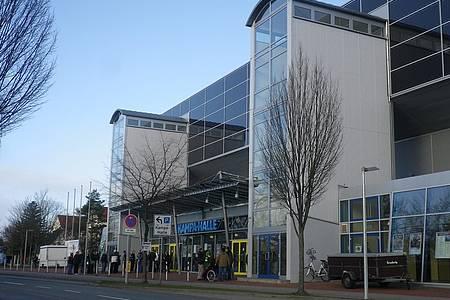 Die HBL akzeptiert die Mindener Kampa Halle aktuell nicht als Spielort für GWD und würde dem Verein keine Lizenz erteilen.