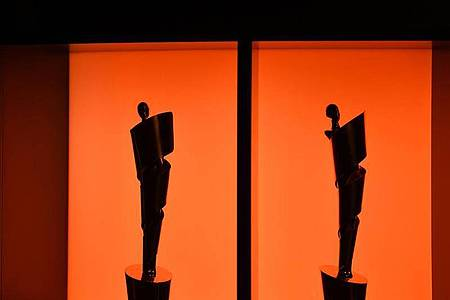 Wer gewinnt eine Lola?Die Literaturverfilmung «Berlin Alexanderplatz» geht mit elf Nominierungen als großer Favorit ins Rennen. Foto: Jens Kalaene/dpa-Zentralbild/dpa