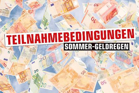 Sommer-Geldregen Teilnahmebedingungen