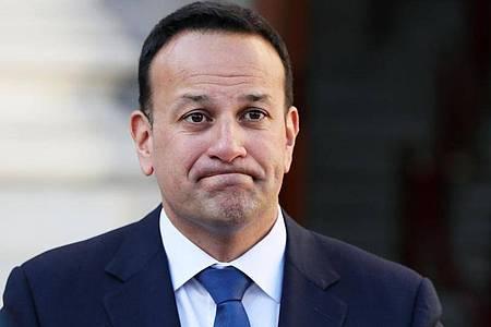 Leo Varadkar, Premierminister von Irland, hat wegen fehlender Mehrheiten offiziell seinen Rücktritt angeboten. Foto: Brian Lawless/PA Wire/dpa