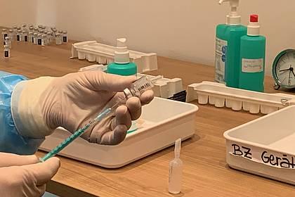 Impf-Szene