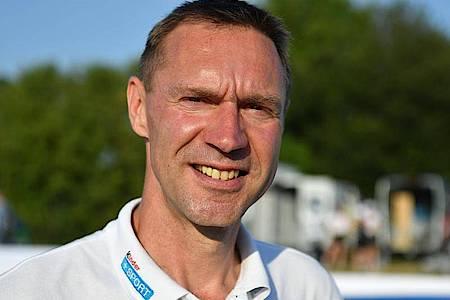 Für Jens Voigt wurde bei der Polen-Rundfahrt eine rote Linie überschritten. Foto: Bernd Thissen/dpa
