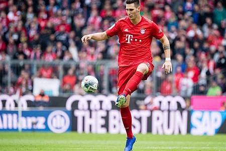 Niklas Süle will in diesem Jahr noch einmal für die Bayern spielen. Foto: Matthias Balk/dpa
