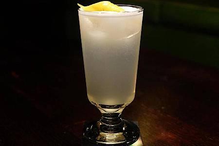 Gin funktioniert in vielen Mixgetränken, wie etwa einem Gin Fizz. Foto: Jigger&Spoon/dpa-tmn