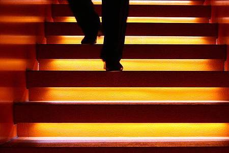 Der Arbeitsweg beginnt aus juristischer Sicht erst nach dem Durchtreten der Haustür. Foto: Fredrik von Erichsen/dpa