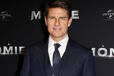 Tom Cruise soll Hollywoods Verband der Auslandspresse auch kritisch gegenüberstehen. Foto: Francois Mori/AP/dpa