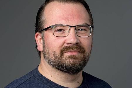 Patrick Bellmer vom IT-Fachportal «Heise Online». Foto: Andreas Wodrich/Heise Medien/dpa-tmn