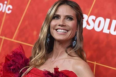 Ist als Jurorin bei «America`s Got Talent» wieder dabei. Foto: Jordan Strauss/Invision/AP/dpa