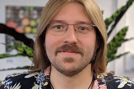 Kevin Wittek vom Institut für Internet-Sicherheit. Foto: David Bothe/Institut für Internet-Sicherheit/dpa-tmn