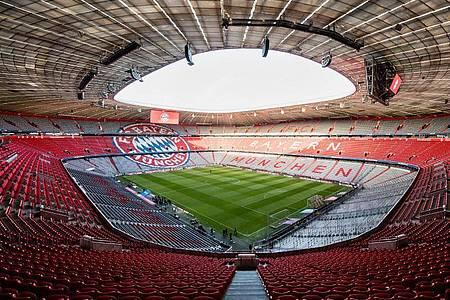München bleibt auch 2021 Spielort der Fußball-EM. Foto: Matthias Balk/dpa