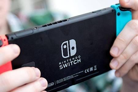 Auch auf NintendosSwitch-Konsole läuft das populäre Spiel«Animal Crossing». Foto: Andrea Warnecke/dpa-tmn/dpa