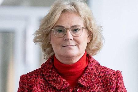 Christine Lambrecht (SPD), Bundesministerin der Justiz und des Verbraucherschutze. Foto: Kay Nietfeld/dpa