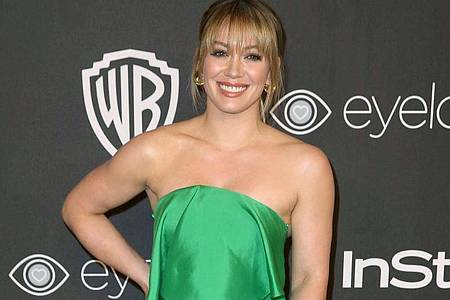 Hilary Duff wurde als Hauptdarstellerin in «How I Met Your Father»» gecastet. Foto: Matt Sayles/Invision/AP/dpa