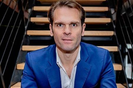 Florian Drücke, Vorstandschef des Bundesverbandes Musikindustrie (BVMI), zieht Bilanz - eine positive. Foto: Christoph Soeder/BVMI/dpa