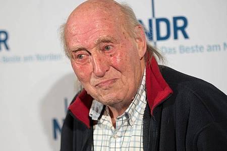 Der Schauspieler Hans Kahlert starb im Alter von 87 Jahren in Hamburg. Foto: picture alliance / Daniel Reinhardt/dpa
