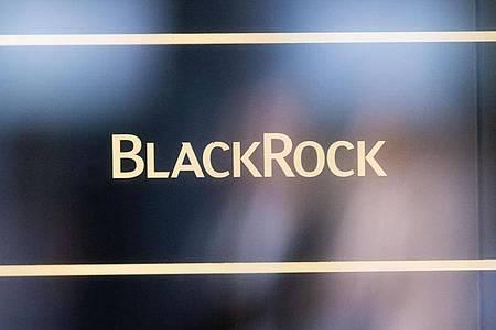 Der US-Vermögensverwalter BlackRock hat einen Beratungsauftrag der EU-Kommission erhalten. Foto: Lino Mirgeler/dpa