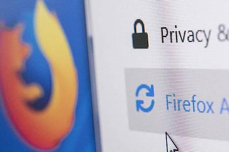 Ist der Firefox aktuell? Falls nicht, könnte es Probleme mit der Internetsuche geben. Foto: Robert Günther/dpa-tmn