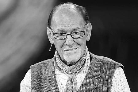 Schauspieler Herbert Köfer ist im Alter von 100 Jahren gestorben. Foto: Jan Woitas/dpa-Zentralbild/dpa
