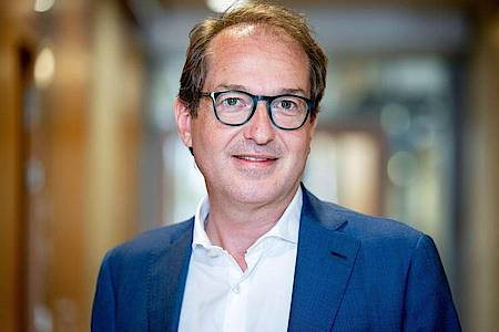 CSU-Landesgruppenchef Alexander Dobrindt setzt auf Verständigung mit der SPD. Foto: Kay Nietfeld/dpa