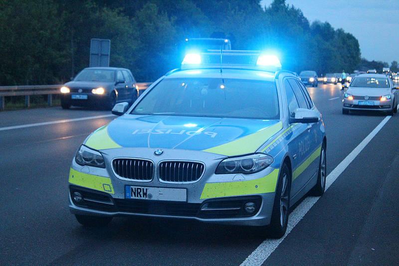 Nach Unfall Auf A33 Gefluchtet Radio Herford