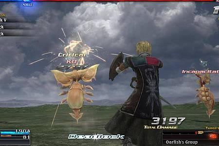 «The Last Remnant» ist ein ausgewachsenes Rollenspiel der Playstation-3-Xbox-360-Ära. Für ein Mobile Game sind Grafik und Umfang beeindruckend. Foto: Square Enix/dpa-tmn