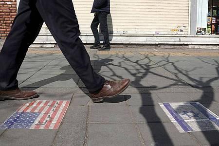 Das Interesse an der Parlamentswahl im Iran hält sich in Grenzen, viele Bürger sind frustriert. Foto: Vahid Salemi/AP/dpa