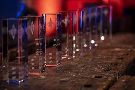 Der undotierte Grimme Online Award gilt als wichtigste deutsche Auszeichnung für herausragende Online-Publizistik und wird seit 2001 verliehen. Foto: Arkadiusz Goniwiecha/Grimme-Institut/dpa