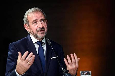 Hermann Parzinger, Präsident die Berliner Stiftung Preußischer Kulturbesitz. Foto: Gregor Fischer/dpa