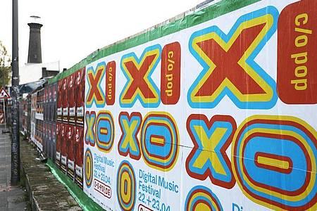 Das Kölner Musik-Festival c/o pop findet erneut online statt. Foto: Oliver Berg/dpa