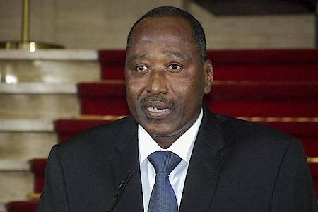 Starb an einem Herzinfakt:Amadou Gon Coulibaly, Premier der Elfenbeinküste. Foto: Diomande Ble Blonde/AP/dpa