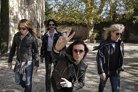 The Dead Daisies wollen endlich auf Tour gehen, um ihr neues Album «Holy Ground» vorzustellen. Foto: Fiaz Farelly/The Dead Daisies Pty Ltd./dpa