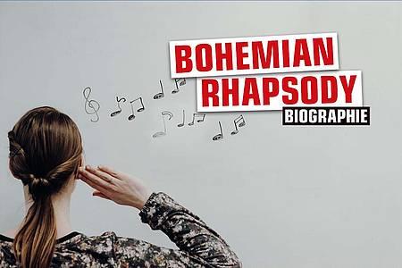 """Noten mit Aufschrift """"Bohemian Rhapsody"""""""