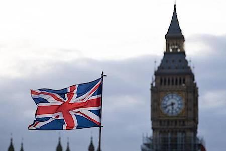 Kritiker befürchten, dass das geplante Gesetz der Todesstoß für den angestrebten Handelsvertrag zwischen der EU und Großbritannien sein könnte, der die künftigen Wirtschaftsbeziehungen neu regeln soll. Foto: Monika Skolimowska/dpa-Zentralbild/dpa
