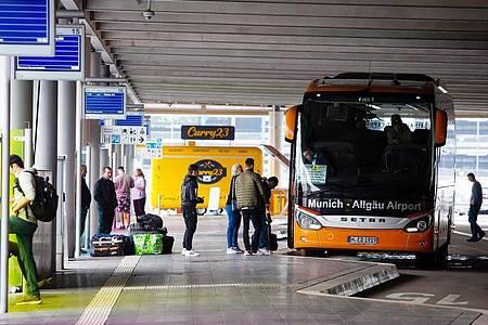 Derzeit gilt die Testpflicht nur für Flugreisende. Das soll sich sehr bald ändern. Foto: @ADAC/Steffen Thalemann/ADAC/obs