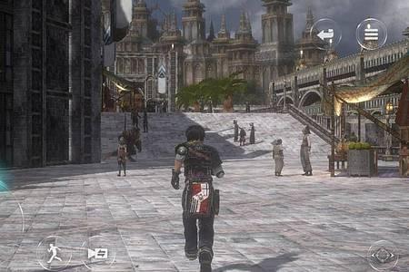 «The Last Remnant Remastered» erzählt die Geschichte von Rush Sykes, der ungewollt in in den Konflikt um magische Fragmente gezogen wird. Foto: Square Enix/dpa-tmn