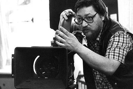 Rastloses Genie:Rainer Werner Fassbinder. Foto: Frank Leonhardt/dpa