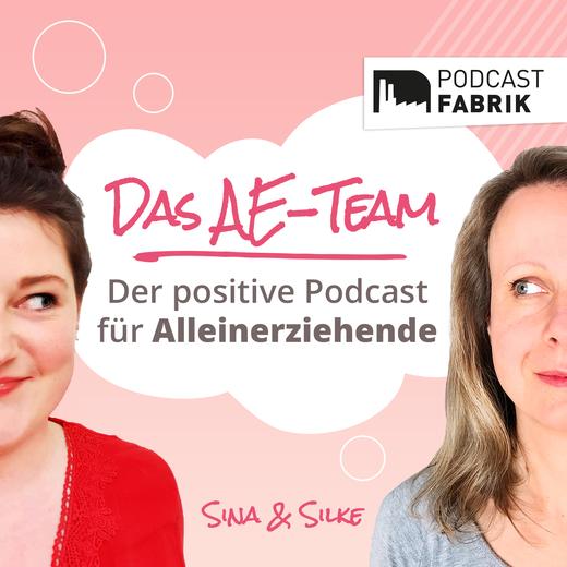 Das AE-Team Cover mit Sina und Silke