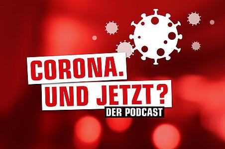 Corona Podcast Motiv
