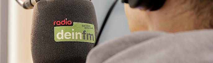 deinfm studio mikrofon
