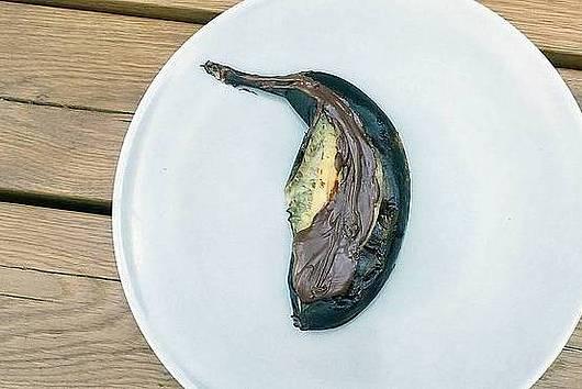 Grill-Rezepte: Schoko-Banane vom Grill