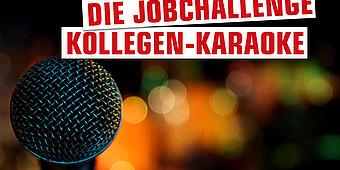 Jobchallenge Kollegen-Karaoke