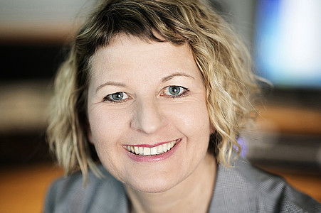 Bettina Kirchner - Stellvertretende Chefredakteurin