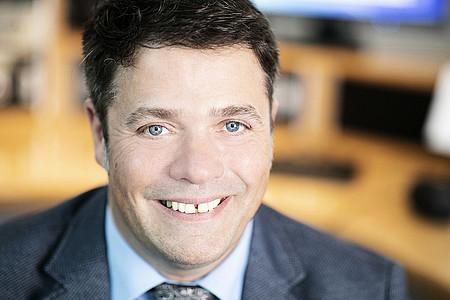 Carsten - Dehne - Chefredakteur bei Radio Herford