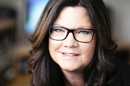 Martina Albersmeier - Redaktionsassistentin