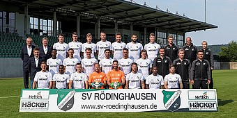 SVR-Mannschaftsfoto Saison 2018/19