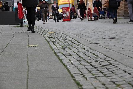 Fußgängerzone Herford