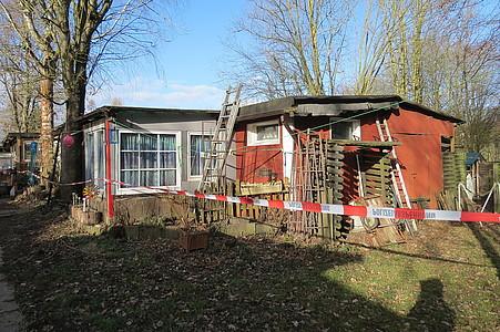 Campingplatz in Lüdge