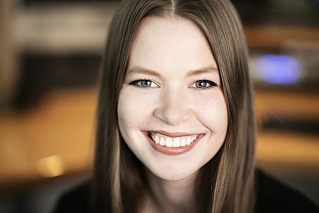 Pia Walkenhorst - Volontärin bei Radio Herford